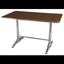멜라민 월넛 야외용 테이블