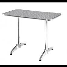 알루미늄 야외용 테이블1