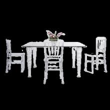 결혼식용 테이블