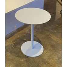 [주문제작]얇은기둥철판테이블
