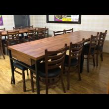 [주문제작]멀바우 테이블