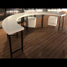 [주문제작]라운드 테이블
