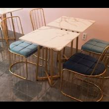 [주문제작] 넓어지는 십자하부 테이블
