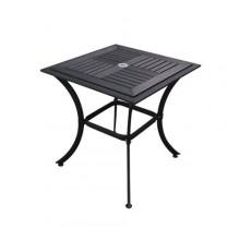 우레탄 블랙 테이블
